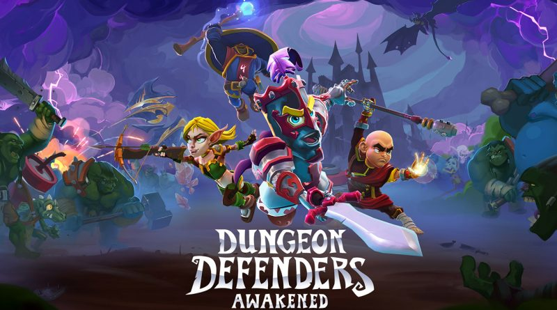 Dungeon Defenders: Awakened Nintendo Switch