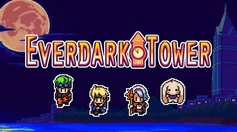 Everdark Tower Nintendo Switch