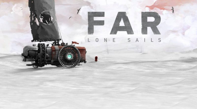 FAR: Lone Sails Nintendo Switch