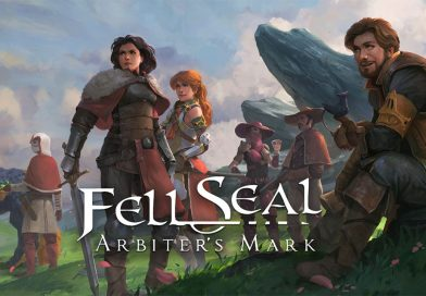 Fell Seal: Arbiter's Mark Available Now On Nintendo Switch
