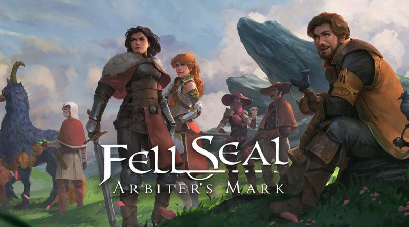 Fell Seal: Arbiter's Mark Nintendo Switch