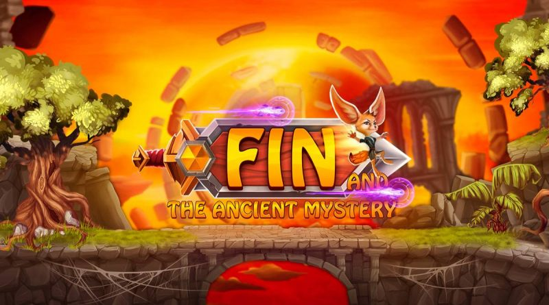 Fin and the Ancient Mystery Nintendo Switch