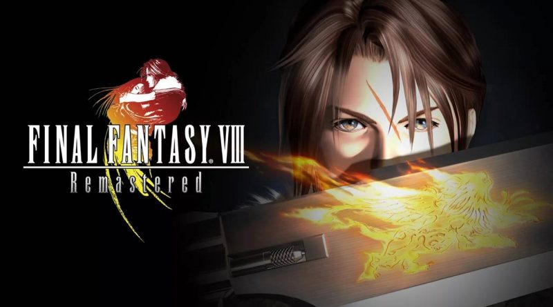 Final Fantasy VIII Remastered Nintendo Switch