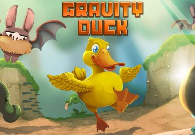 Gravity Duck Launches On PS Vita & Switch This Week