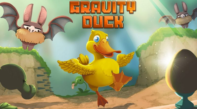 Gravity Duck PS Vita PS4 Switch