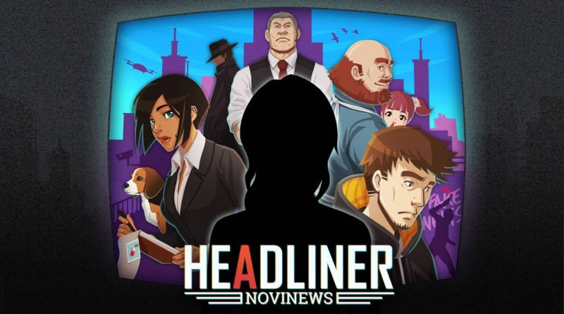 Headliner: NoviNews Nintendo Switch