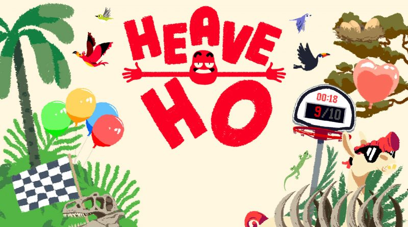 Heave Ho Nintendo Switch