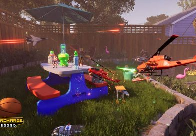 HyperCharge: Unboxed Coming To Nintendo Switch In Winter 2019