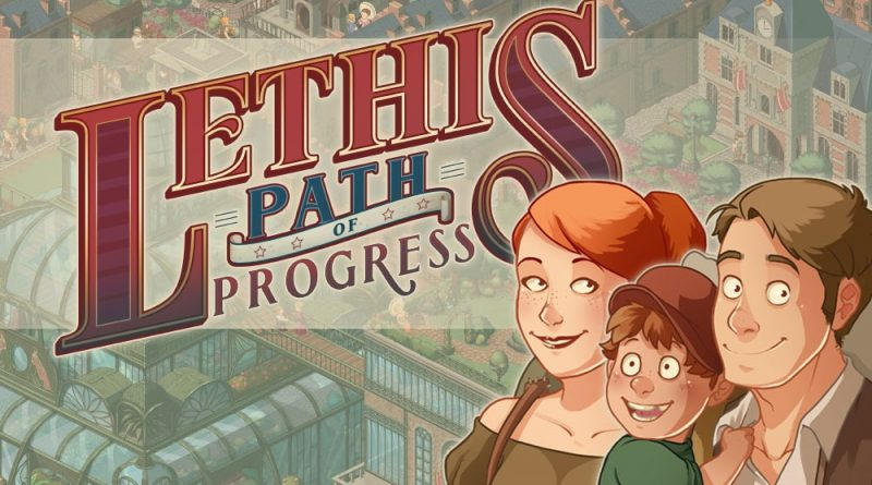 Lethis: Path of Progress Nintendo Switch