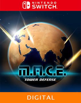 M.A.C.E. Tower Defense