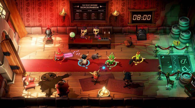 Munchkin: Quacked Quest Nintendo Switch