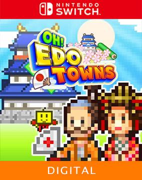 Oh!Edo Towns