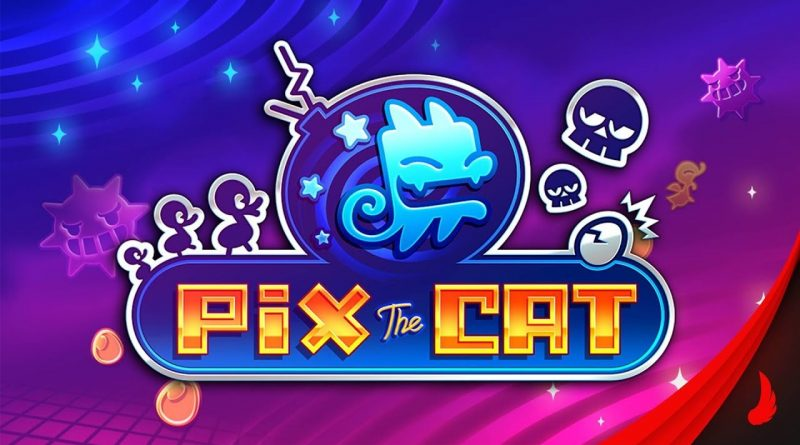 Pix the Cat Nintendo Switch