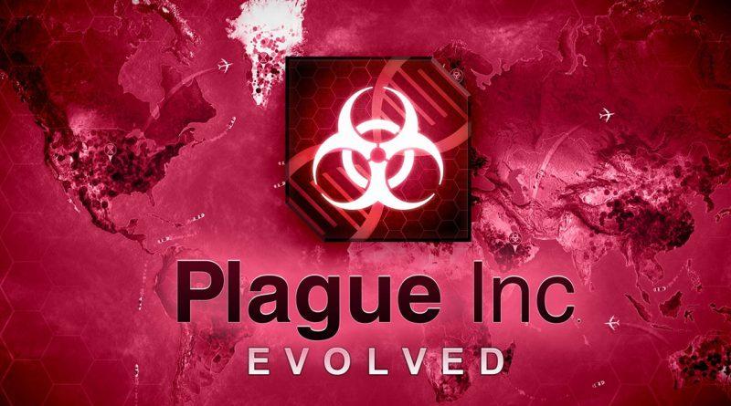 Plague Inc: Evolved Nintendo Switch