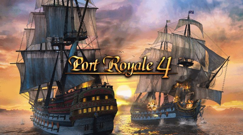 Port Royale 4 Nintendo Switch