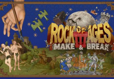 Rock Of Ages 3: Make & Break Announced For Nintendo Switch