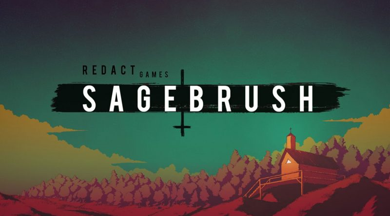 Sagebrush Nintendo Switch