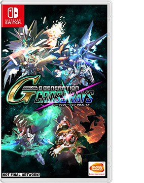 SD Gundam G Generation Cross Rays (Multi-Language)