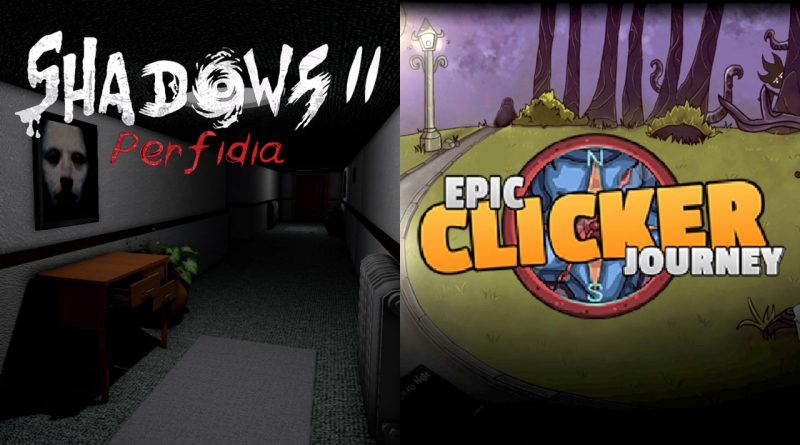 Shadows 2: Perfidia and Epic Clicker Journey Nintendo Switch