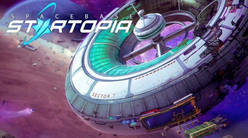 Spacebase Startopia Nintendo Switch