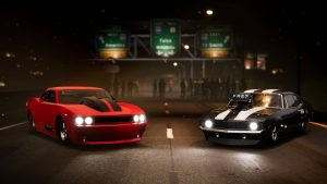 Street Outlaws: The List Nintendo Switch