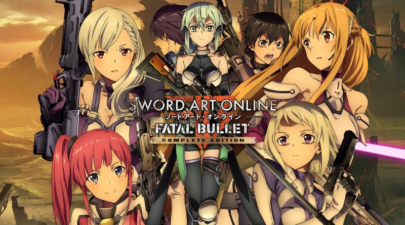 Sword Art Online: Fatal Bullet Complete Edition Nintendo Switch