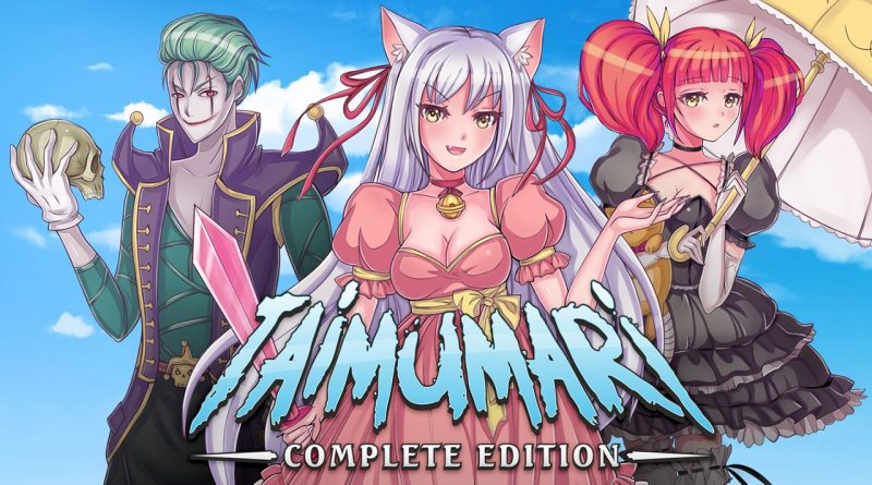 Taimumari: Complete Edition Nintendo Switch