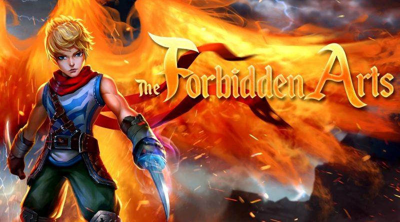 The Forbidden Arts Nintendo Switch