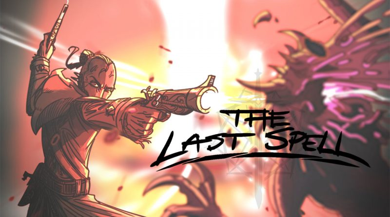The Last Spell Nintendo Switch