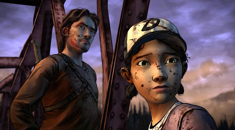 The Walking Dead: Season Two and The Walking Dead: A New Frontier Nintendo Switch