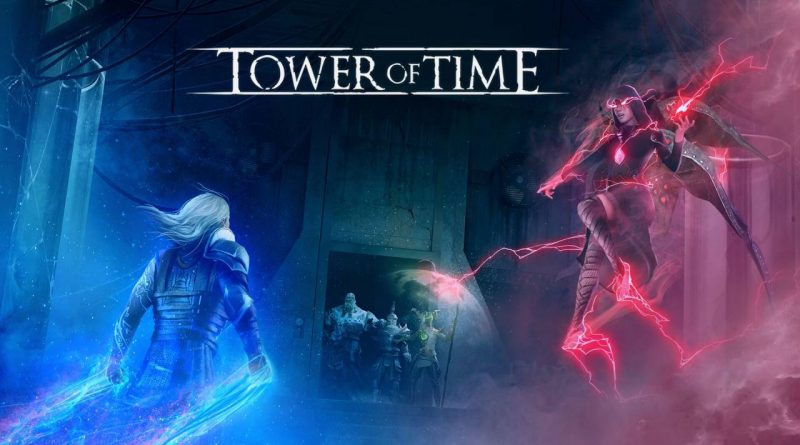 Tower of Time Nintendo Switch