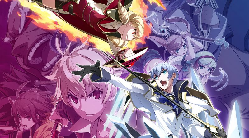 Under Night In-Birth Exe:Late[cl-r] Nintendo Switch PS4