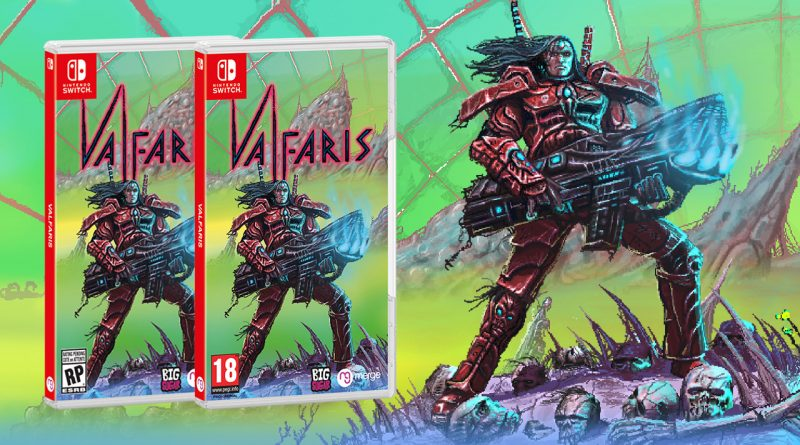 Valfaris Nintendo Switch