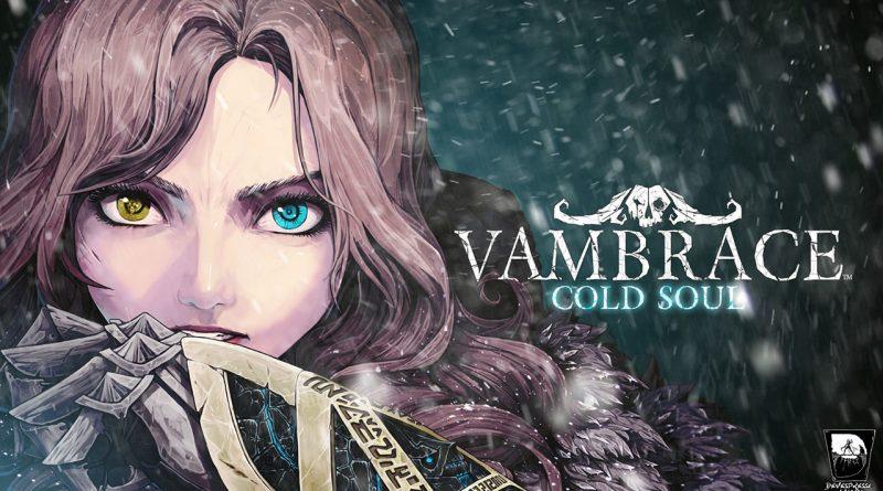 Vambrace: Cold Soul Nintendo Switch
