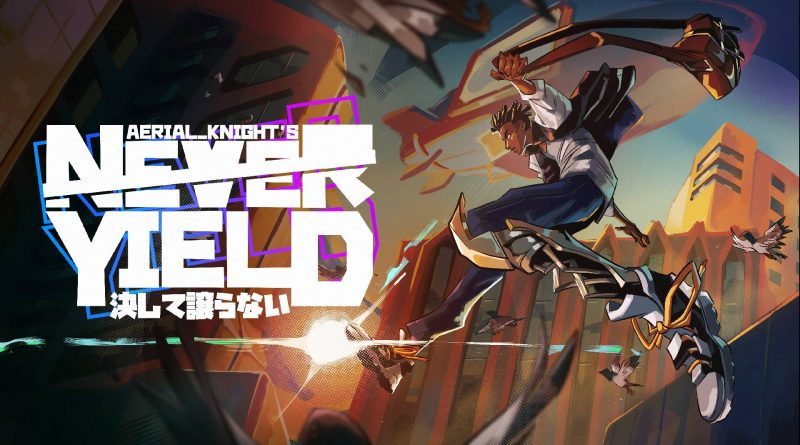 Aerial_Knight's Never Yield Nintendo Switch