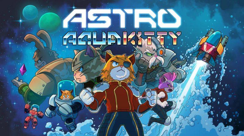 Astro Aqua Kitty PS Vita