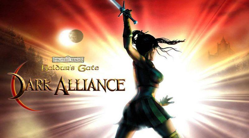 Baldur's Gate: Dark Alliance Nintendo Switch