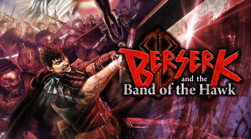 Berserk and the Band of the Hawk PS Vita
