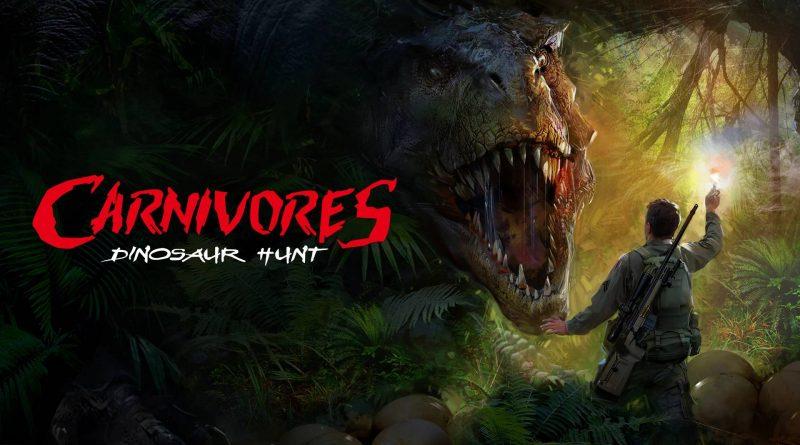 Carnivores: Dinosaur Hunt Nintendo Switch