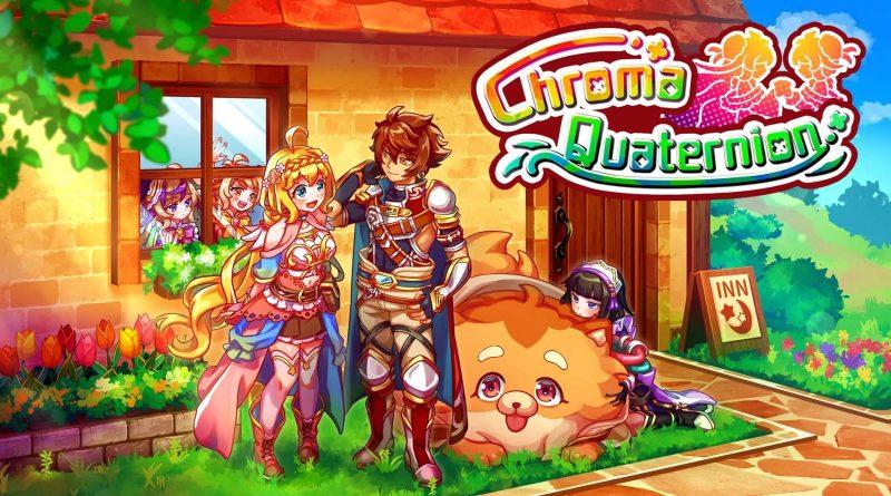 Chroma Quaternion Nintendo Switch
