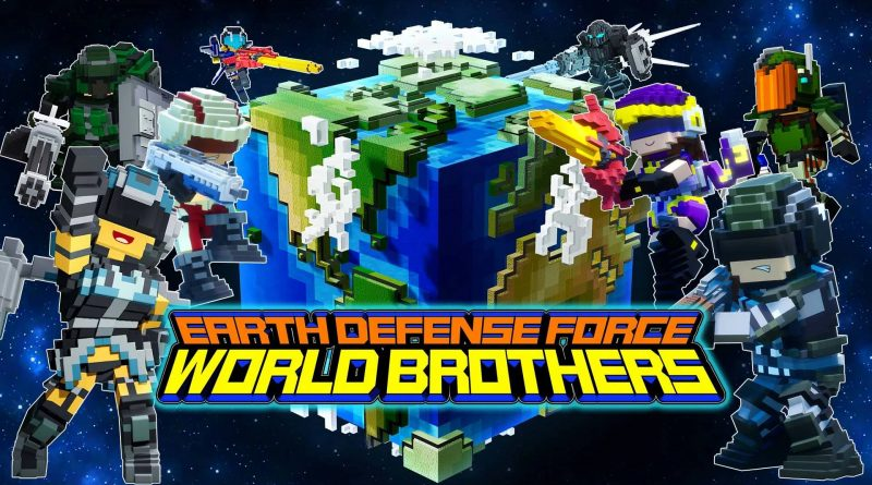 Earth Defense Force: World Brothers Nintendo Switch