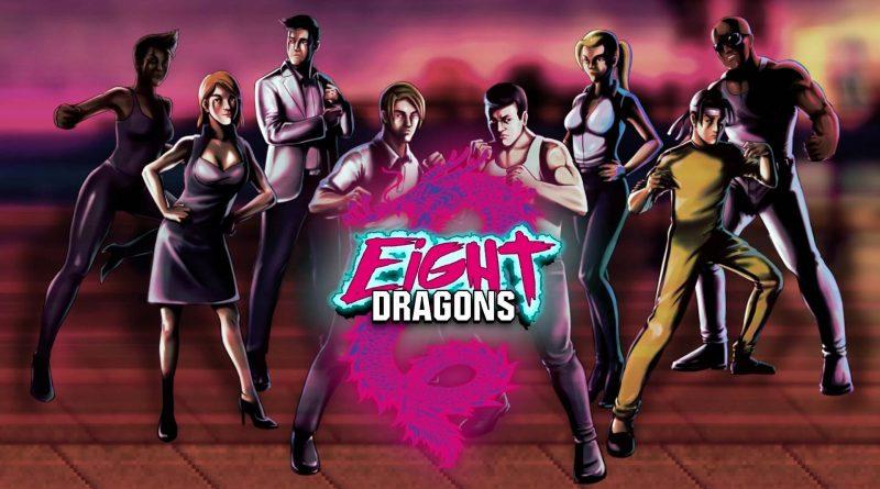 Eight Dragons Nintendo Switch