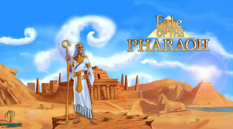Fate Of The Pharaoh Nintendo Switch