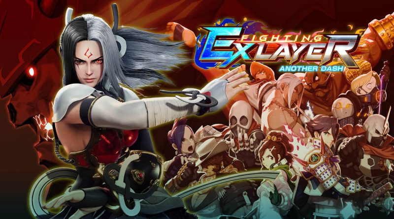 Fighting Ex Layer Another Dash Nintendo Switch