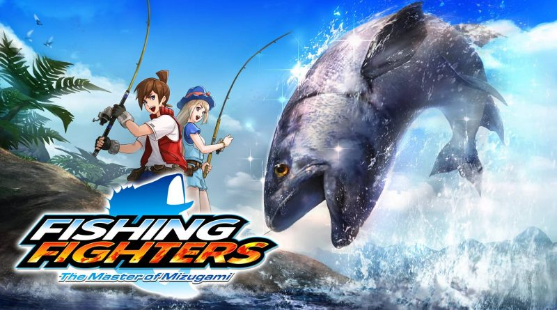 Fishing Fighters Nintendo Switch