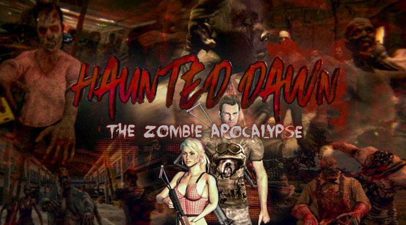 Haunted Dawn: The Zombie Apocalypse Nintendo Switch