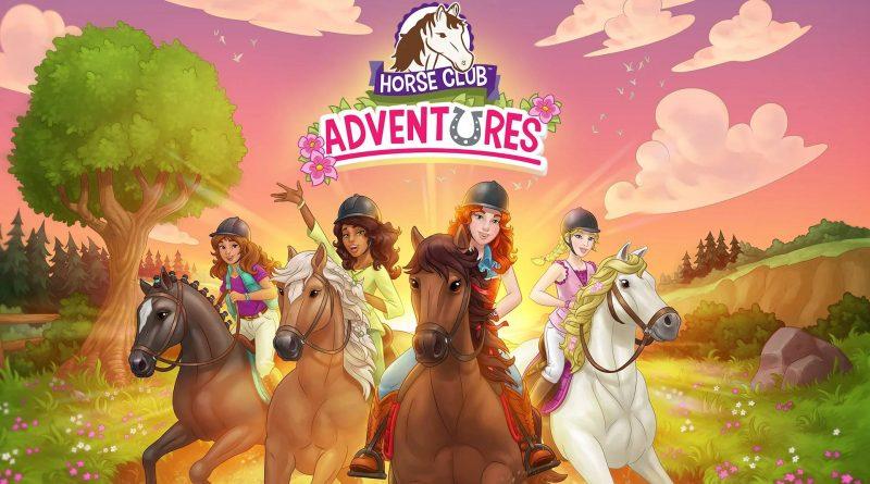Horse Club Adventures Nintendo Switch
