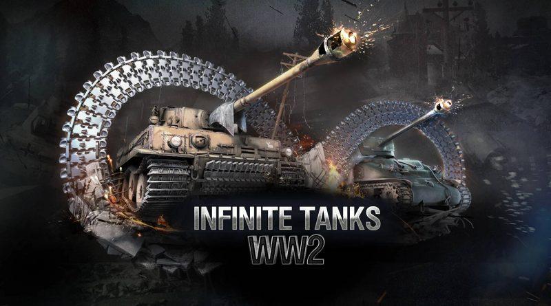 Infinite Tanks WWII Nintendo Switch