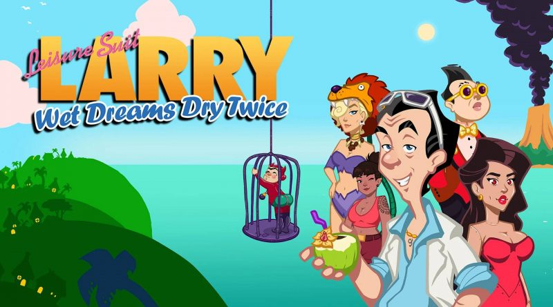 Leisure Suit Larry - Wet Dreams Dry Twice Nintendo Switch