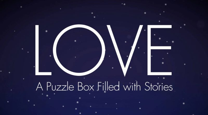 Love - A Puzzle Box Filled with Stories Nintendo Switch